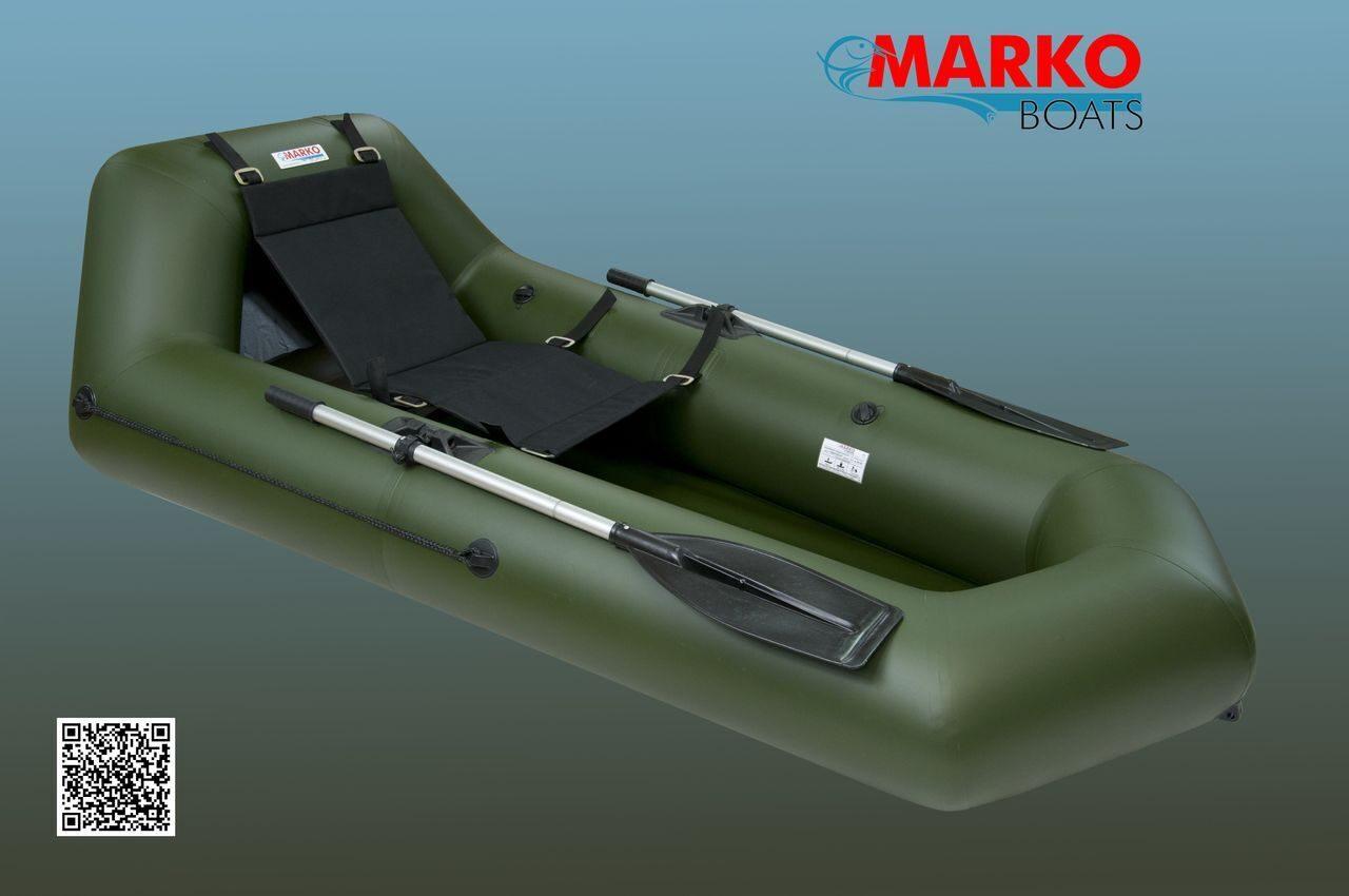 одноместная надувная лодка малютка